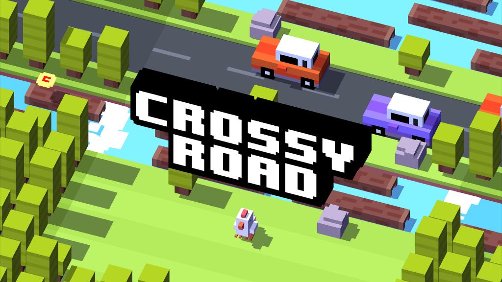 route croisée