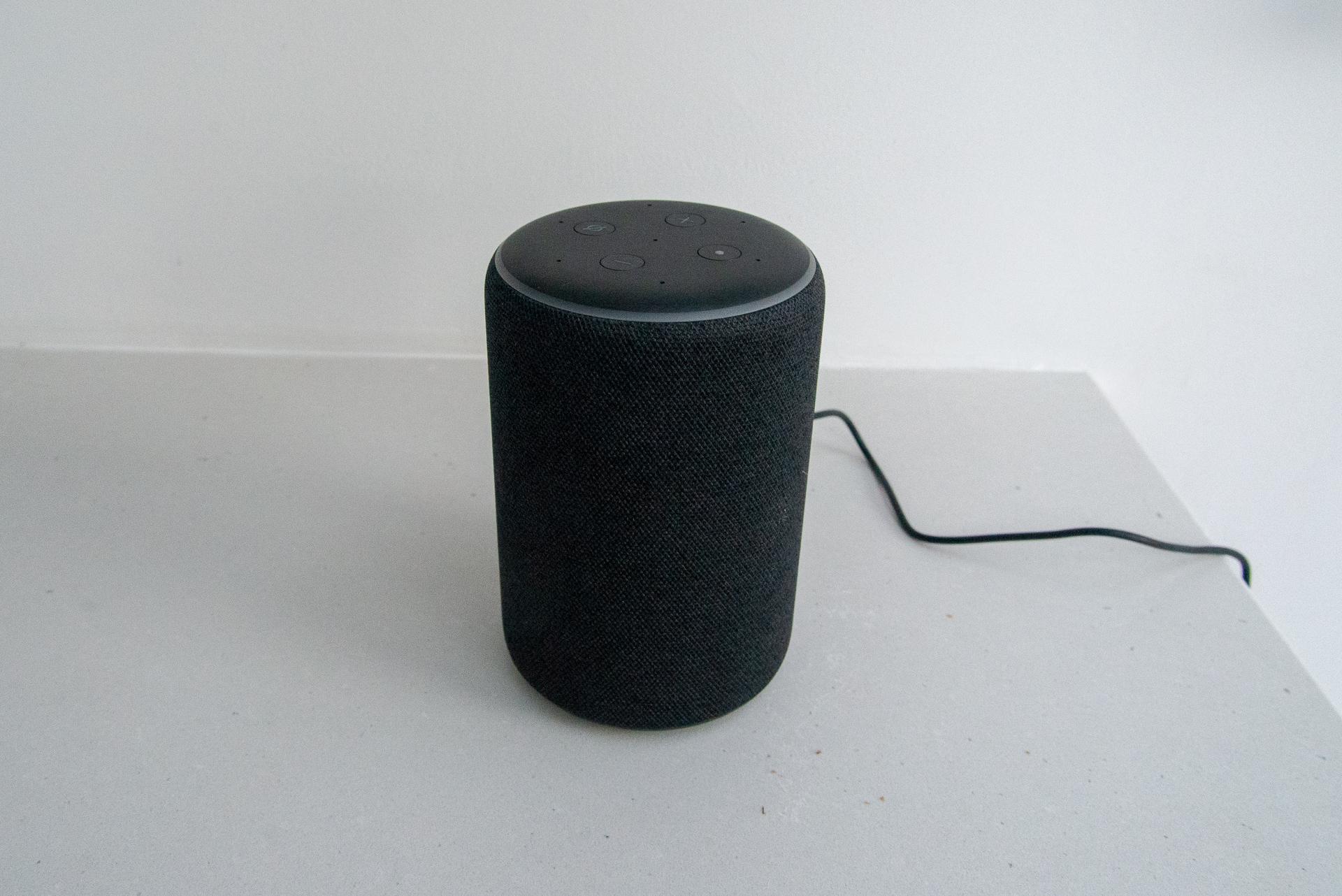Héros Amazon Echo Plus (2e génération)