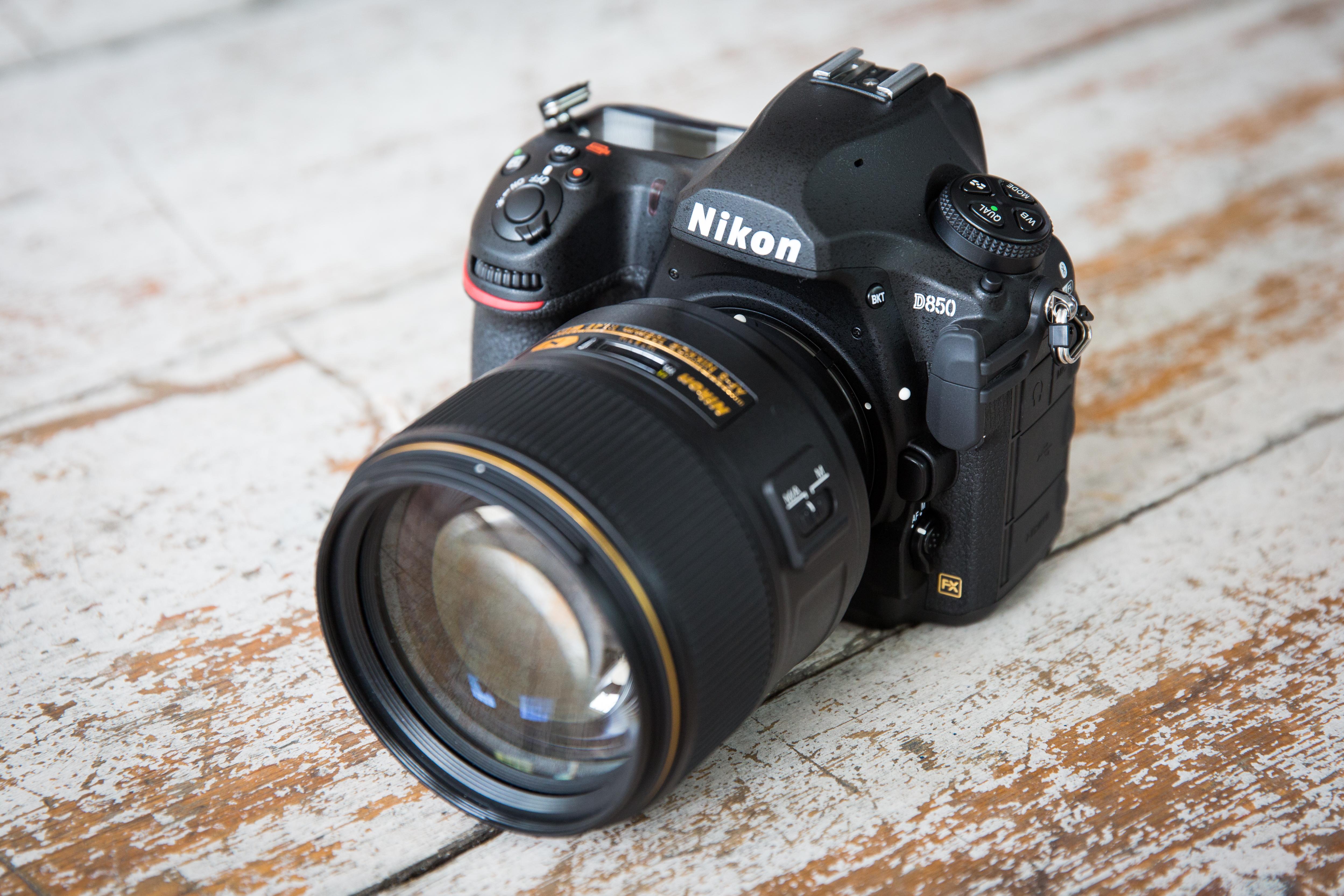Meilleur reflex numérique: Nikon D850