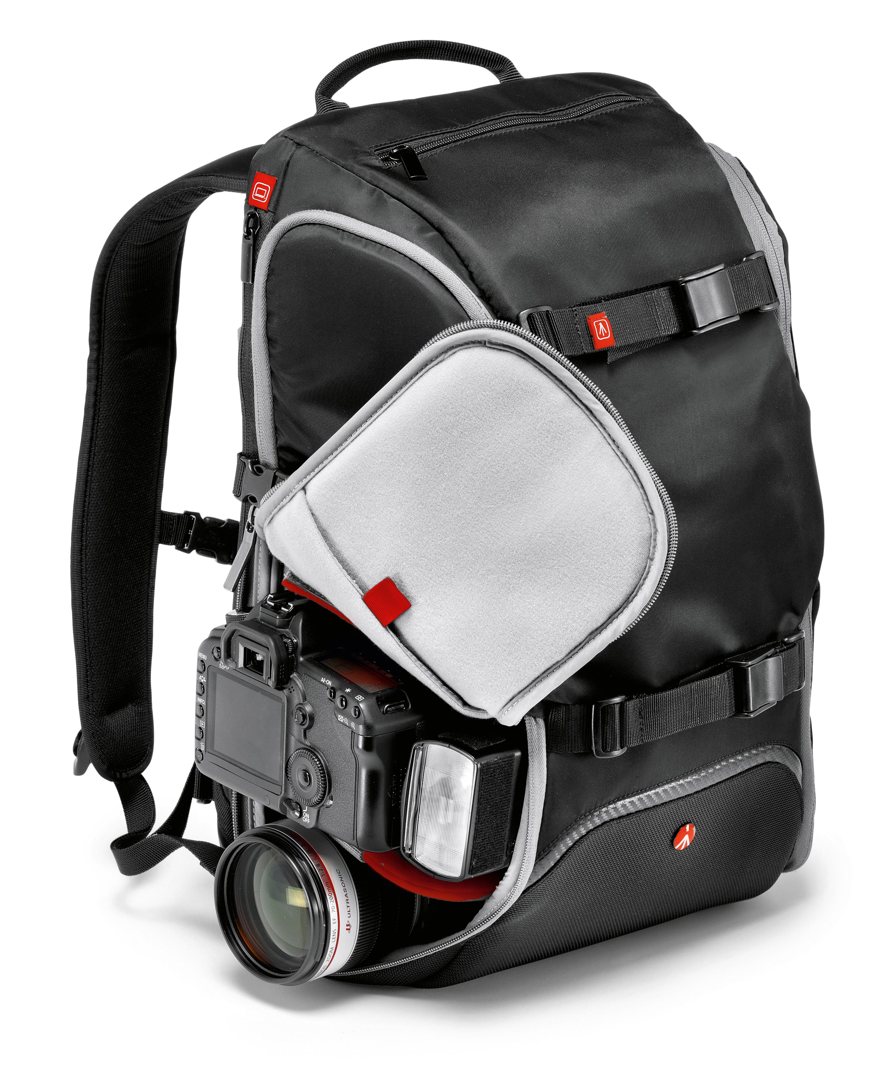 Meilleurs sacs photo: sac à dos de voyage Manfrotto