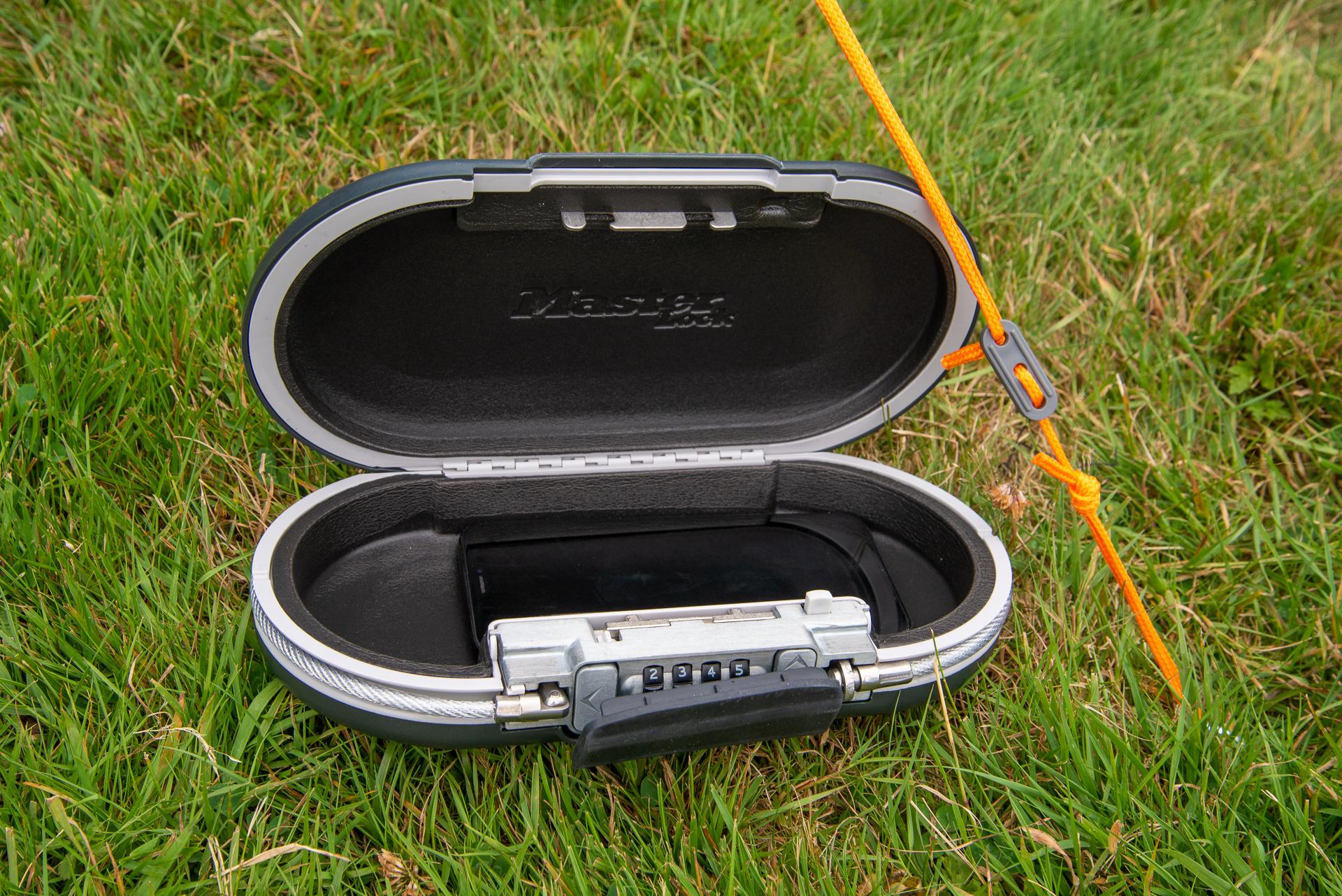 Coffre-fort portable Master Lock