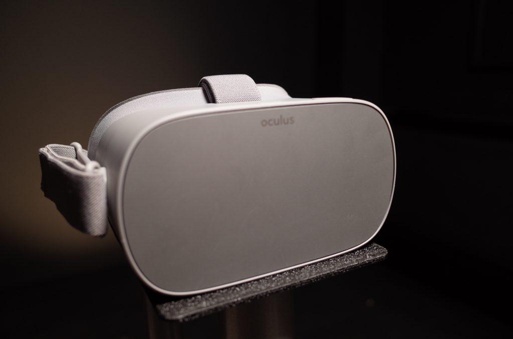 Meilleur casque VR: Oculus Go