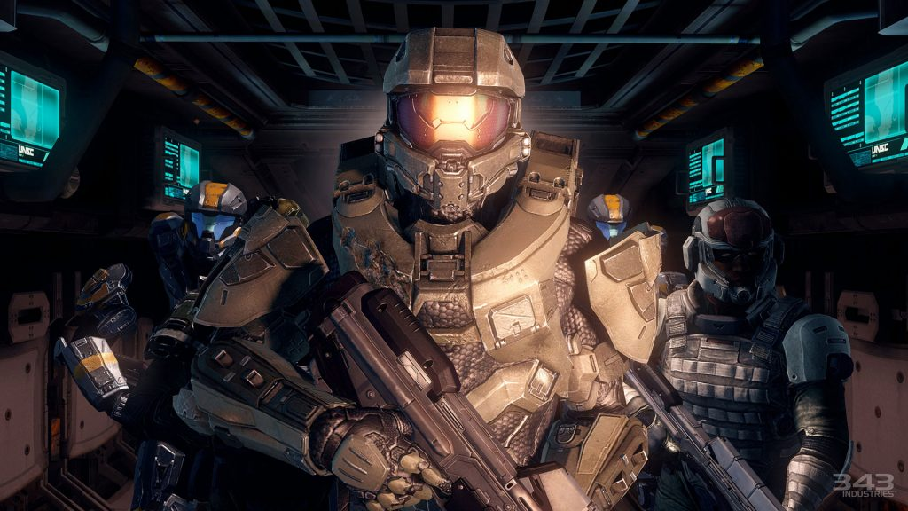 Collection Master Chief