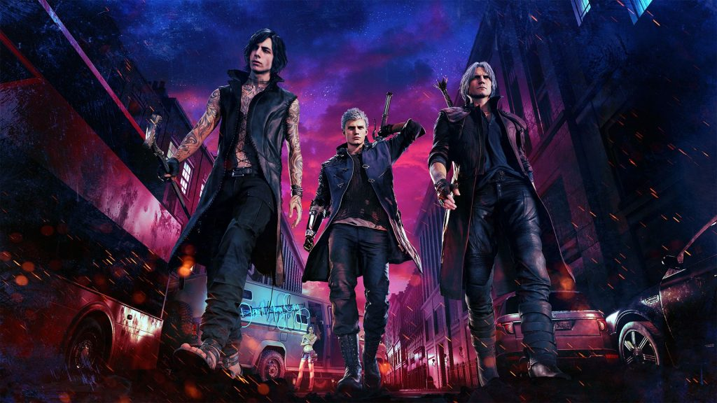 Devil May Cry 5 Extrait