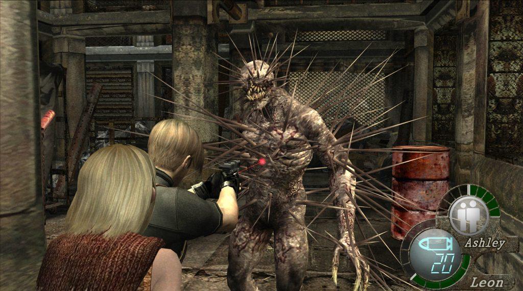 Meilleurs jeux Resident Evil