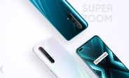 Realme X3 SuperZoom fait ses débuts avec une caméra périscope 5x, Snapdragon 855+