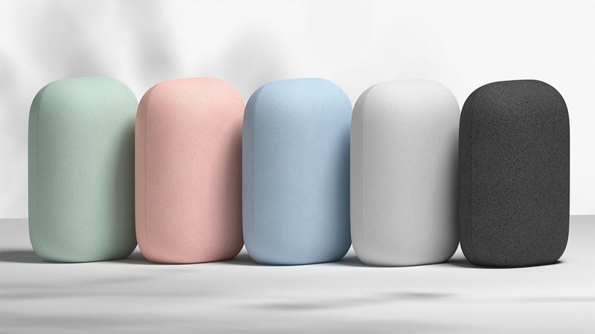 Google dévoile le haut-parleur intelligent Nest Audio pour 99 $