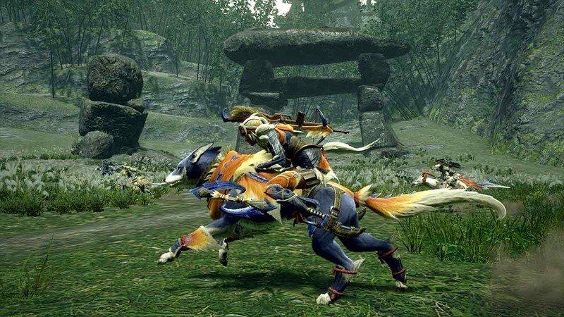 Cette nouvelle vidéo Monster Hunter Rise montre le nouveau gameplay de Greatsword – objectifsmartphone.fr