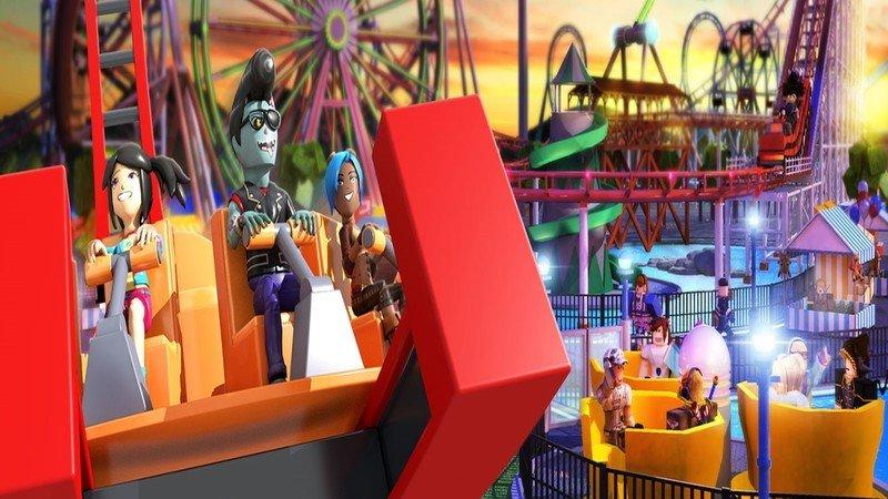 Parc d'attractions Roblox