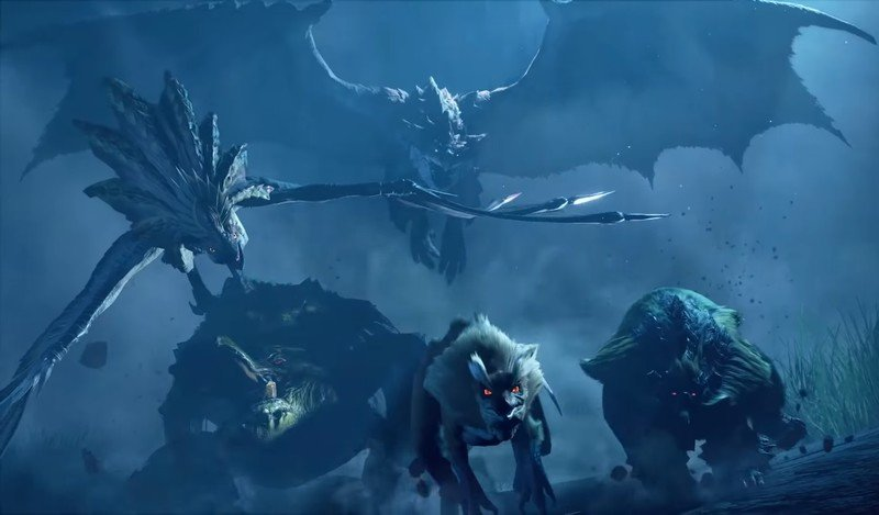 Monster Hunter Rise Rampage