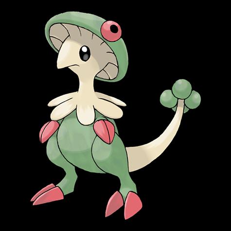 Pokemon 286 Breloom