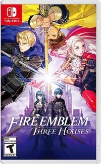Fire Emblem: Trois maisons