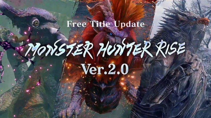 Monster Hunter Rise Version 2.