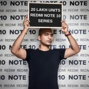 Plus de 2 millions d'unités Redmi Note 10 d'une valeur de plus de 30 milliards de yens ont été vendues en Inde