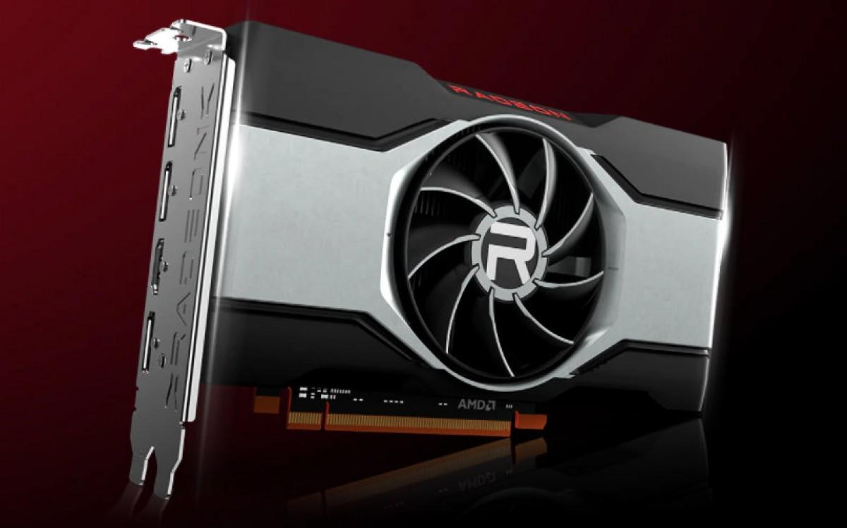 AMD lance la carte graphique Radeon RX 6600 pour 329 $
