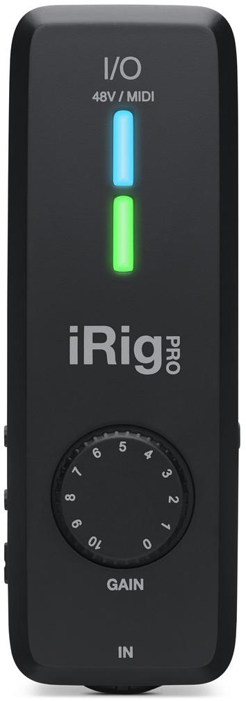 Ik Multimédia Irig Pro