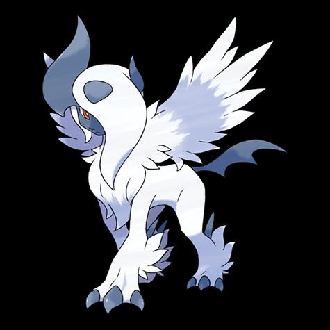 Pokemon 359 Absol Mega